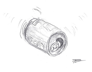 Rolling Can