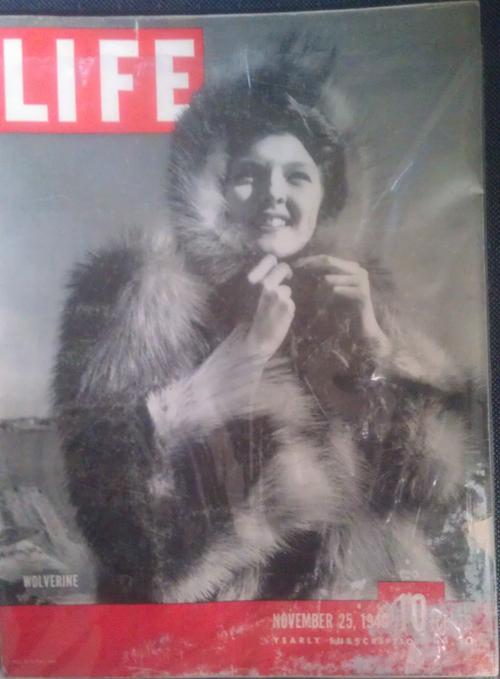 Life - November 25, 1940